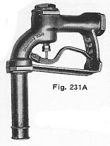 Morrison Bros. 231A Fuel Oil Nozzle