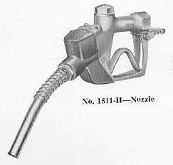 Gas Pump Nozzles - Restoration & Replacement Information Guide