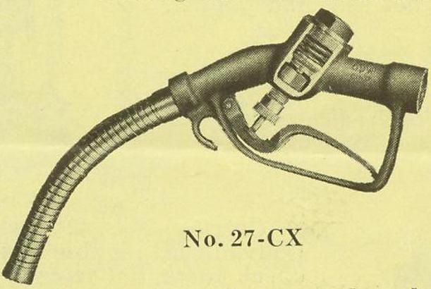 Gas Pump Nozzles - Restoration & Replacement Information Guide